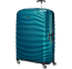 Labai didelis plastikinis lagaminas Samsonite Lite-Shock LD Mėlynas (Petrol Blue)