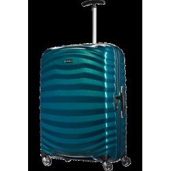 Didelis plastikinis lagaminas Samsonite Lite-Shock D Mėlynas (Petrol Blue)