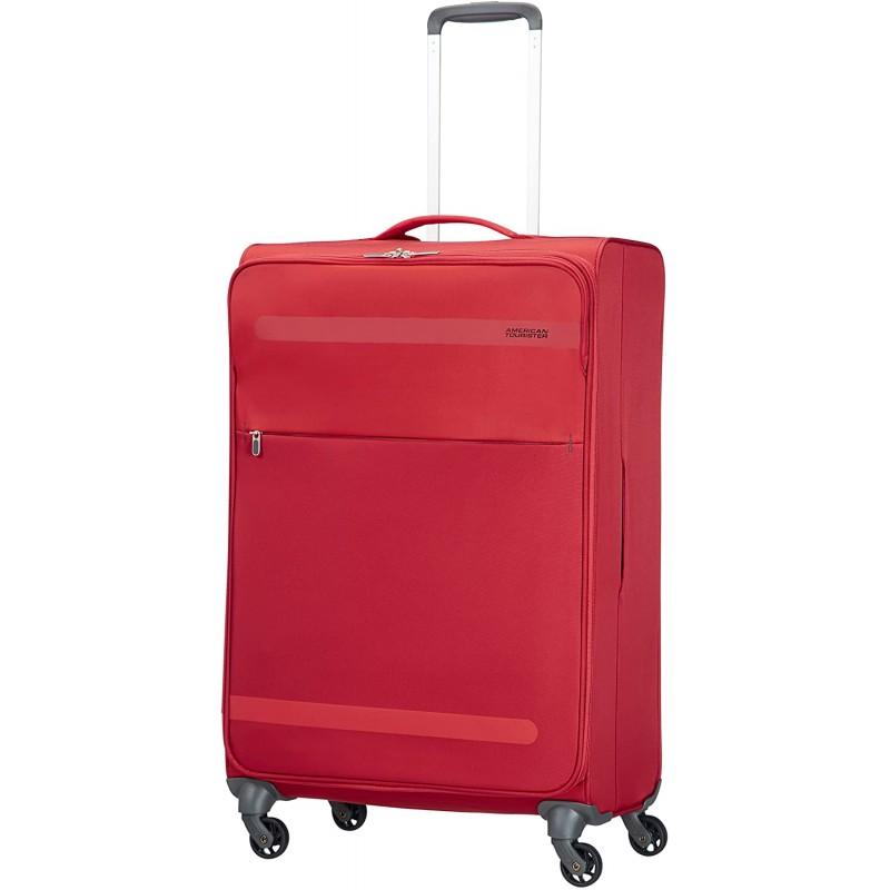 Didelis lagaminas American Tourister Herolite D Raudonas