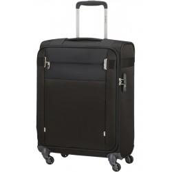 Mažas lagaminas Samsonite Citybeat M-4W Juodas