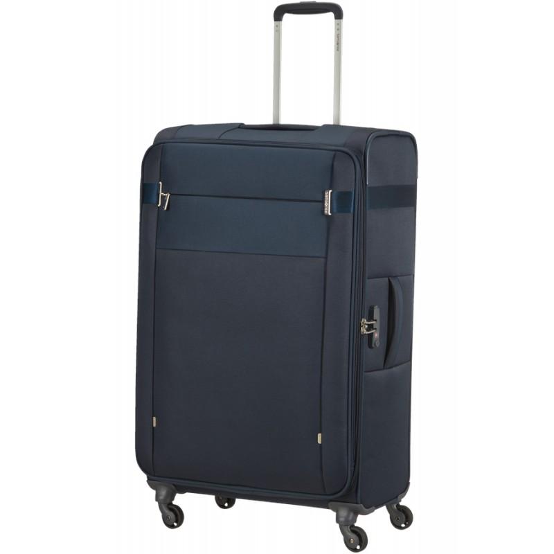 Didelis lagaminas Samsonite CITYBEAT D Tamsiai mėlynas