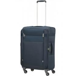 Vidutinis lagaminas Samsonite Citybeat V Tamsiai mėlynas