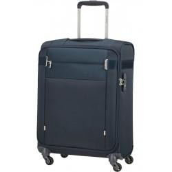 Mažas lagaminas Samsonite Citybeat M-4W Tamsiai mėlynas