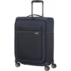 Mažas lagaminas Samsonite Airea M-4W Tamsiai mėlynas