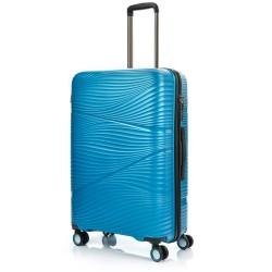Didelis plastikinis lagaminas Swissbags Jaipur-D Turkio spalva