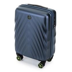 Mažas plastikinis lagaminas Wittchen 56-3P-801 Mėlynas
