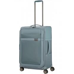Vidutinis lagaminas Samsonite Airea V Šviesiai mėlynas (Smoke Blue)