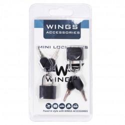 Lagamino spynelių komplektas Wings
