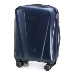 Mažas plastikinis lagaminas Wittchen 56-3P-121 Tamsiai mėlynas