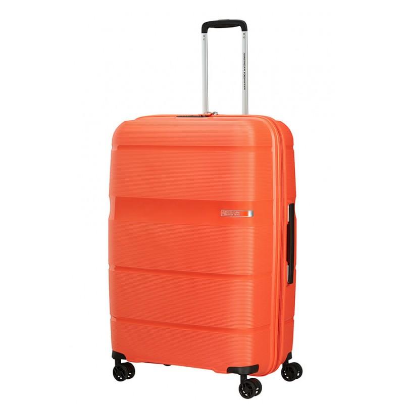 Didelis lagaminas American Tourister Linex D Oranžinis