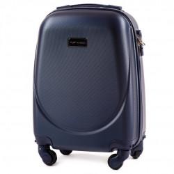 Vaikiškas plastikinis lagaminas Wings K310-XS Tamsiai mėlynas