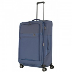Didelis medžiaginis lagaminas Titan Prime-D Mėlynas