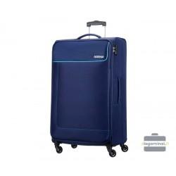 Didelis Samsonite lagaminas American Tourister Funshine D Mėlynas