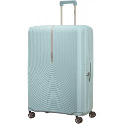 Labai didelis plastikinis lagaminas Samsonite HI-FI LD Mėlynas (Sky Blue)