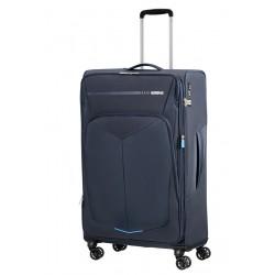 Didelis lagaminas American Tourister Summerfunk D Mėlynas
