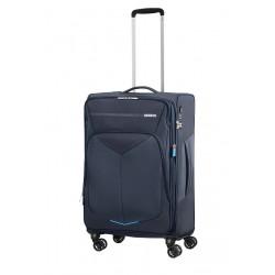 Vidutinis lagaminas American Tourister Summerfunk V Mėlynas