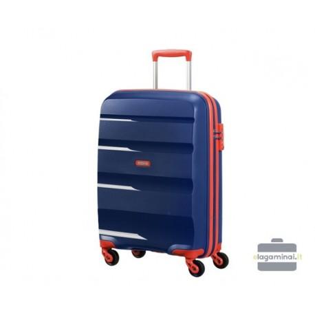 Vidutinis Samsonite lagaminas American Tourister Bon Air V Mėlynas