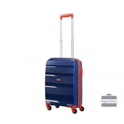 Mažas Samsonite lagaminas American Tourister Bon Air M Mėlynas