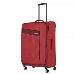 Didelis medžiaginis lagaminas Travelite Kite D Raudonas