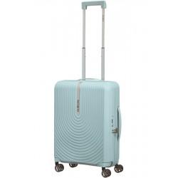 Mažas plastikinis lagaminas Samsonite HI-FI M Mėlynas (Sky Blue)
