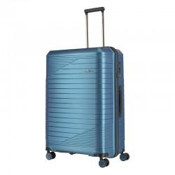 Didelis plastikinis lagaminas Titan Transport D Mėlynas