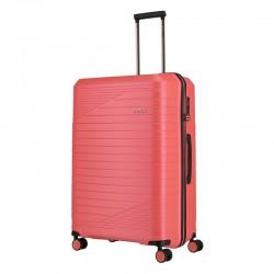 Didelis plastikinis lagaminas Titan Transport D Rožinis