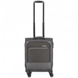 Mažas medžiaginis lagaminas Travelite Arona V Pilkas