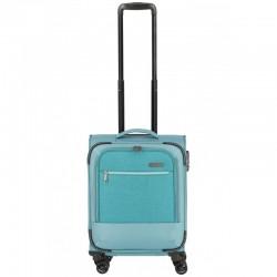 Mažas medžiaginis lagaminas Travelite Arona V Šviesiai mėlynas (Aqua)