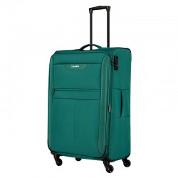 Didelis medžiaginis lagaminas Travelite Sunny Bay D Turkio spalva