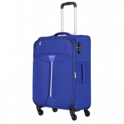 Vidutinis medžiaginis lagaminas Travelite Speedline V-4w Mėlynas