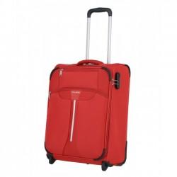 Mažas medžiaginis lagaminas Travelite Speedline M-2w Raudonas
