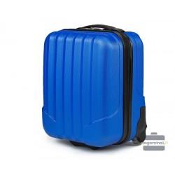 Mažas plastikinis Wizzair lagaminas VIP Travel V25-10-232-LMW Mėlynas