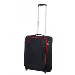 Mažas lagaminas American Tourister Lite Volt M-2W Juodas (Black-red)