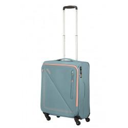 Mažas lagaminas American Tourister Lite Volt M-4W Pilkas (Grey-peach)