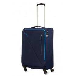 Vidutinis lagaminas American Tourister Lite Volt V Mėlynas (Navy-blue)