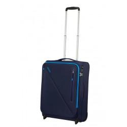 Mažas lagaminas American Tourister Lite Volt M-2W Mėlynas (Navy-blue)