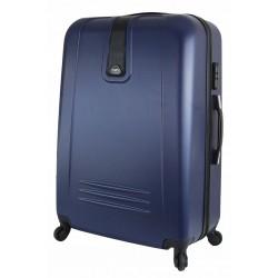 Didelis plastikinis lagaminas Gravitt 168-D Tamsiai mėlynas