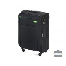 Vidutinis medžiaginis Lagaminas Vip Travel V25-3S-322-V