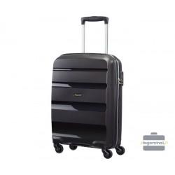 Mažas Samsonite lagaminas American Tourister Bon Air M Juodas