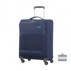 Mažas lagaminas American Tourister Herolite M Mėlynas