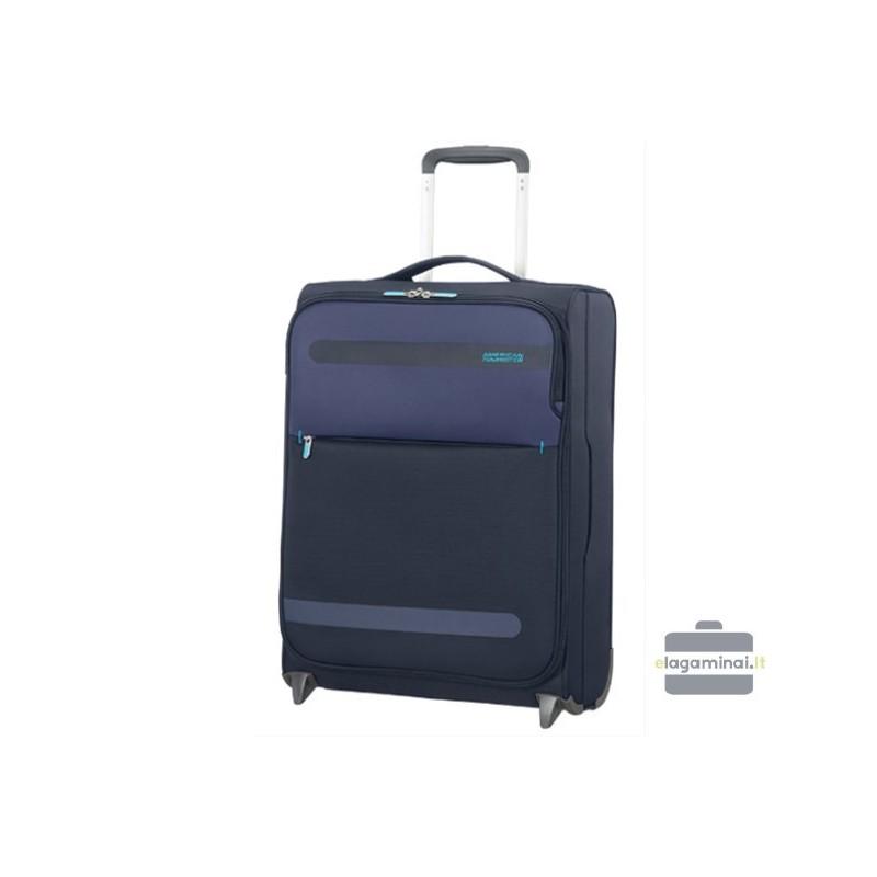 Mažas lagaminas American Tourister Herolite M Raudonas