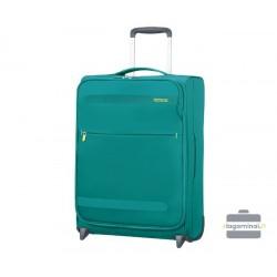 Mažas lagaminas American Tourister Herolite M Tamsiai mėlynas