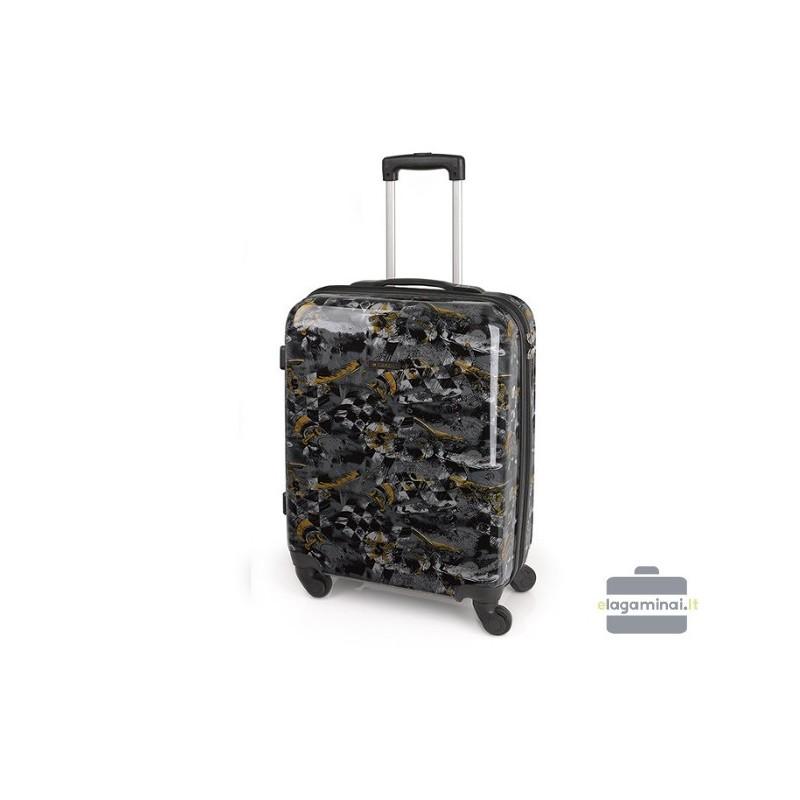 Mažas plastikinis lagaminas Gabol Loop-M