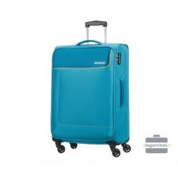 Vidutinis lagaminas American Tourister Funshine V Mėlynas