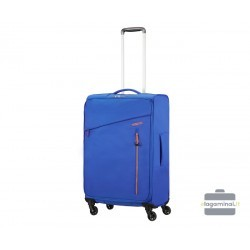 Vidutinis lagaminas American Tourister Litewing V Mėlynas
