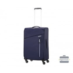 Vidutinis lagaminas American Tourister Litewing V Tamsiai mėlynas