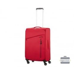 Vidutinis lagaminas American Tourister Litewing V Raudonas