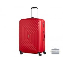 Labai didelis lagaminas American Tourister Air Force 1 LD Raudonas