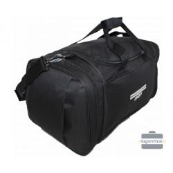 Kelioninis krepšys Borderline SB09-B Juodas