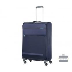Didelis lagaminas American Tourister Herolite D Tamsiai mėlynas